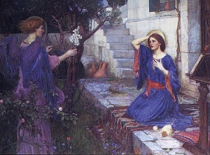 Waterhouse_The_annunciation_BMJ